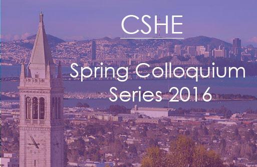 Spring colloquium 2017