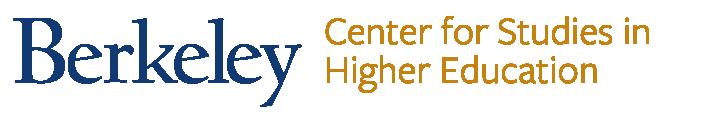 Berkeley Center for Studies in Higher Education Logo