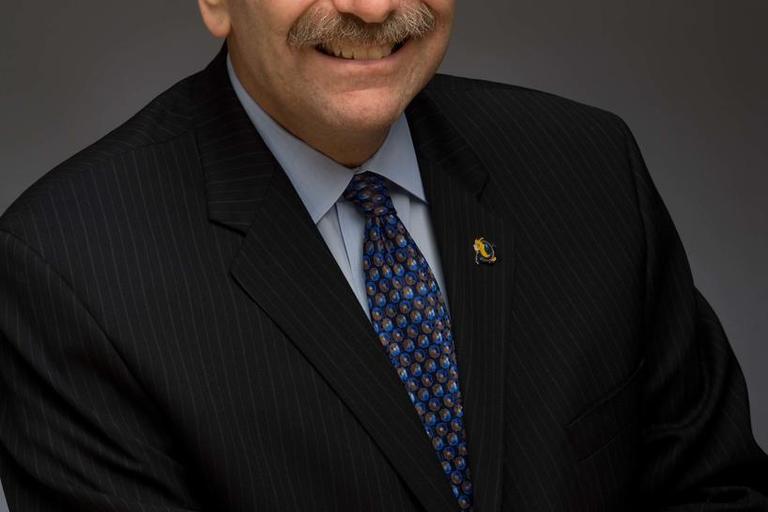 Chancellor George R. Blumenthal