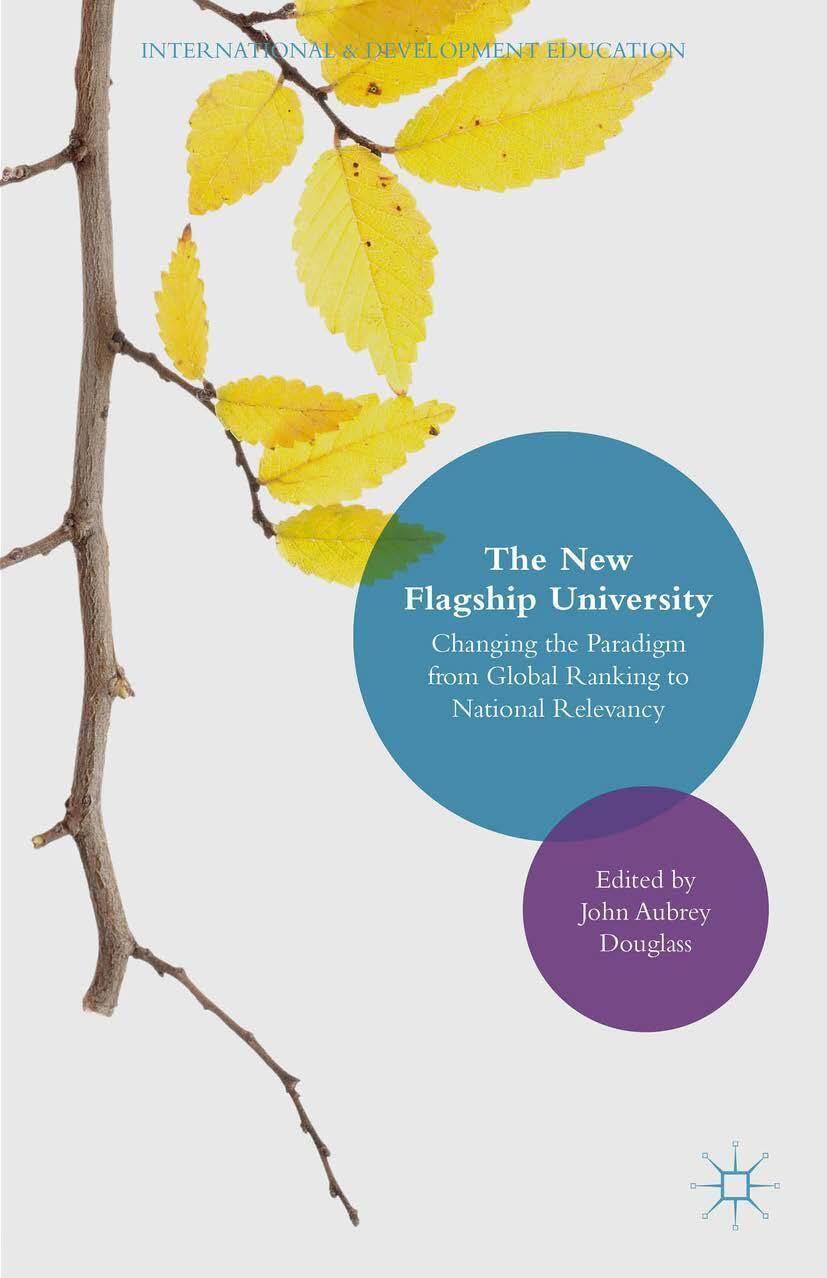 The New Flagship University Book Cover