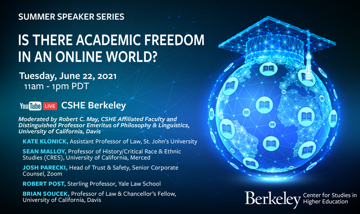 Is there Academic Freedom in an Online World?