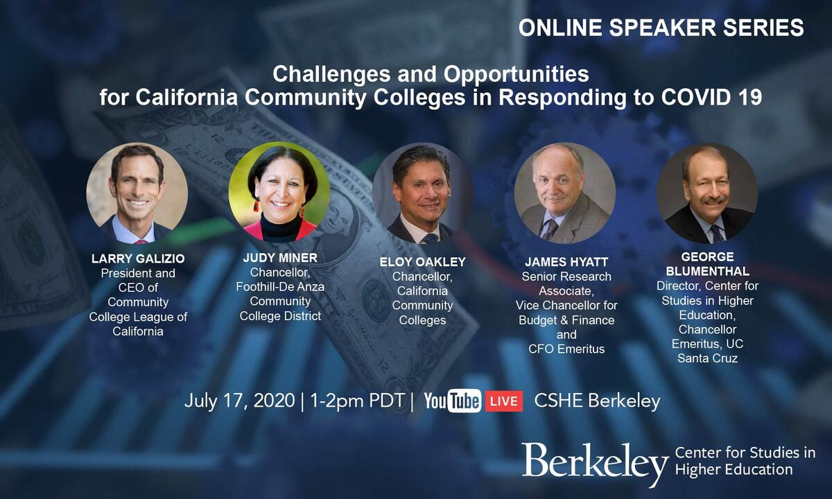 Challenges and Opportunities for California Colleges Youtube Link