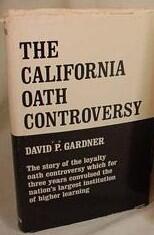 The California Oath Controversy Book Link