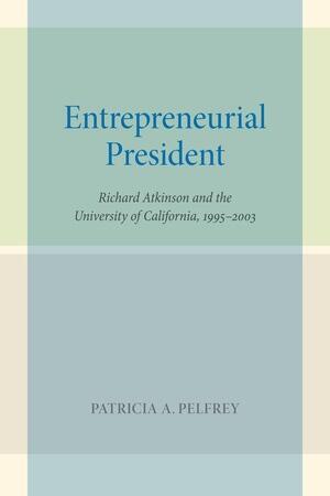 Entrepreneurial President Book Cover
