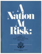 A Nation at Risk Book Link