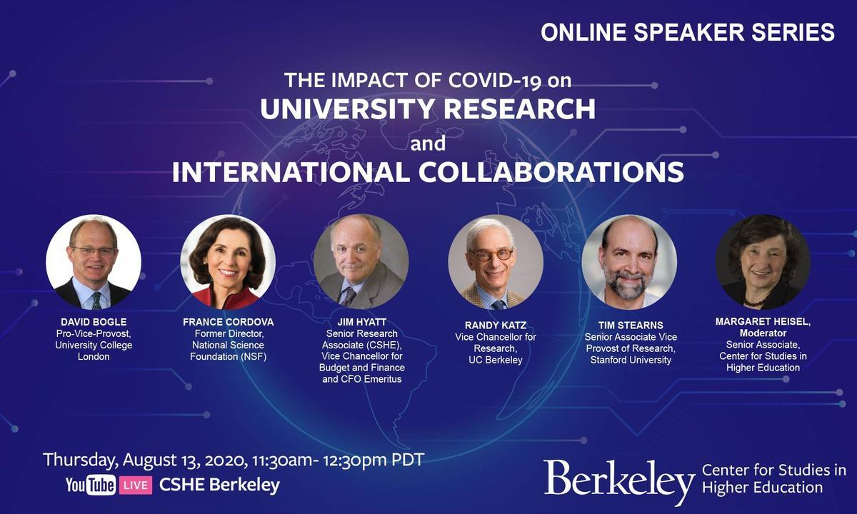University Research and International Collaborations Youtube link