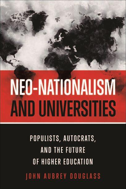 Neo-Nationalism and Universities book cover