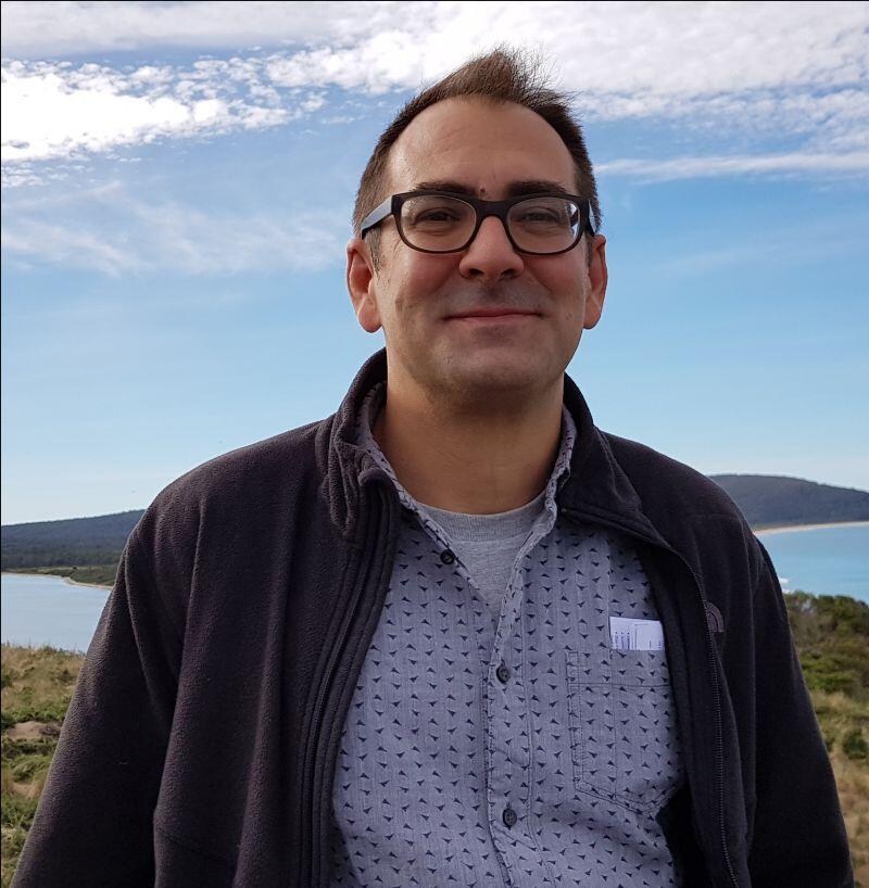 Visiting Scholar Marc Torka headshot