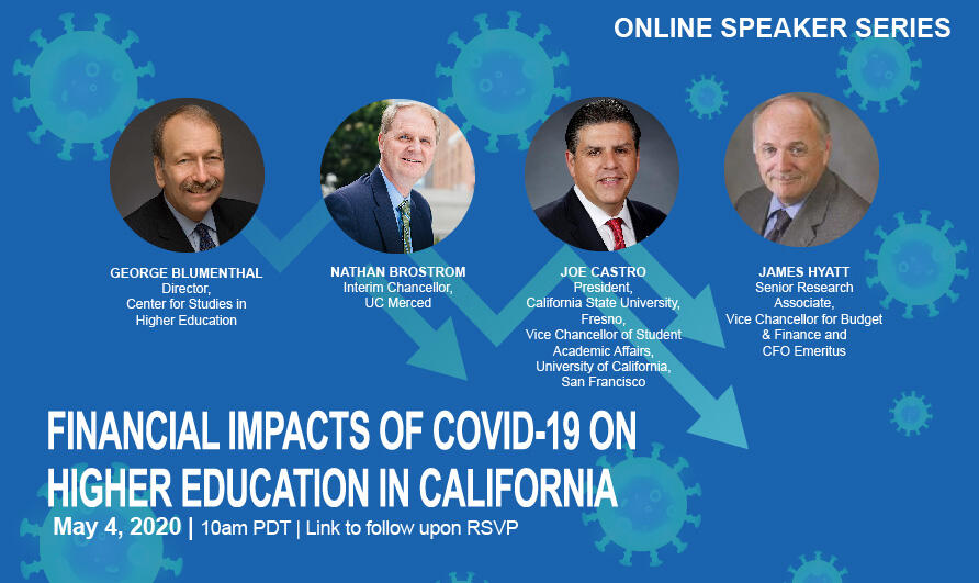 Financial Impacts of Covid-19 on Higher Education in California Google Forms