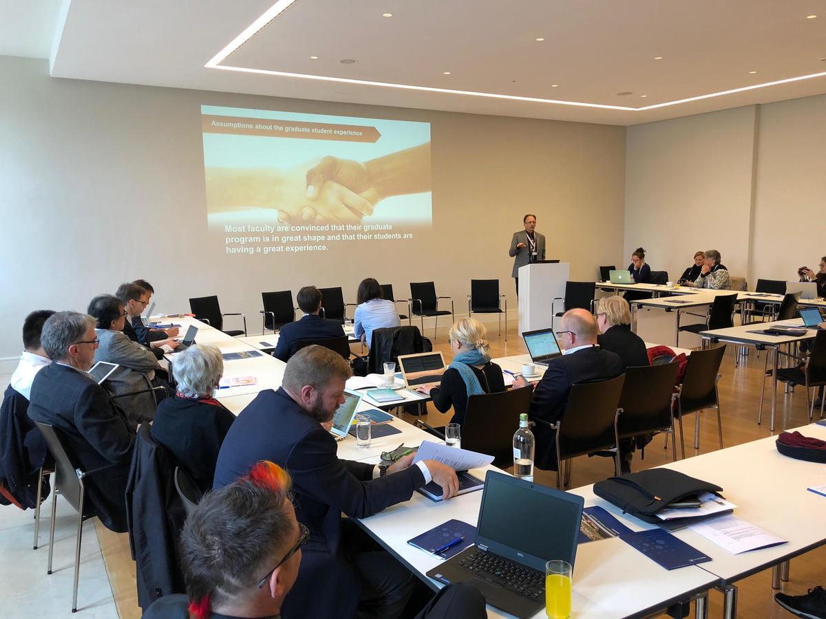 gradSERU Symposium Hannover, Germany Presentation