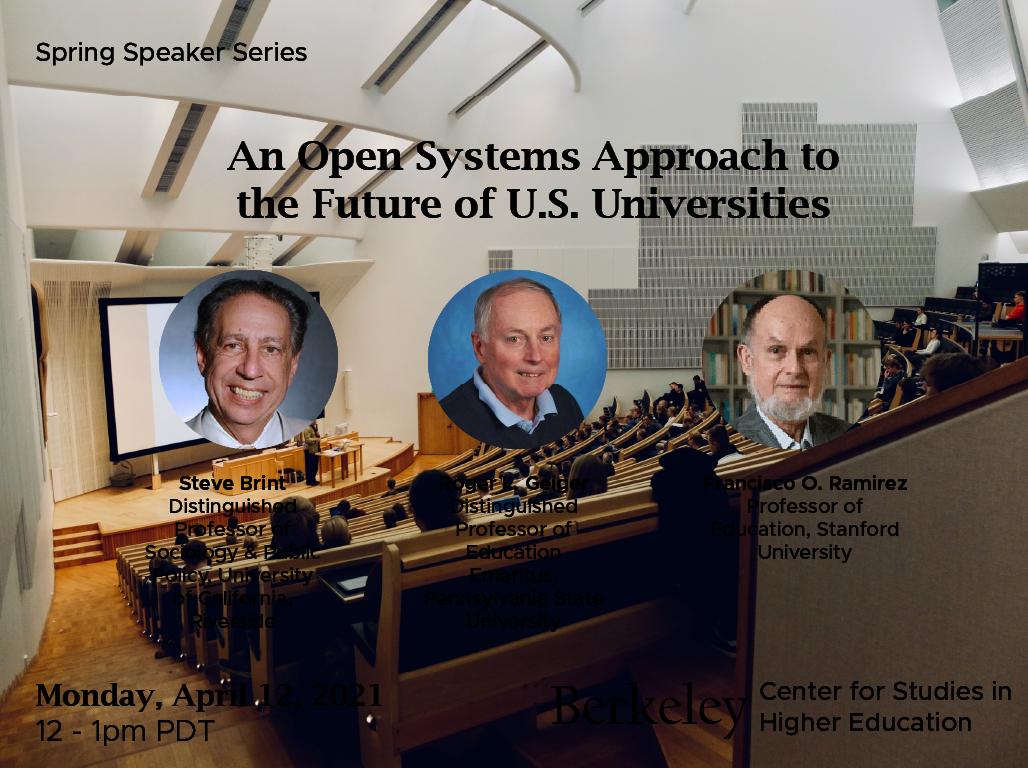 Event speaker graphic