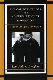 The California Idea and American Higher Education Book Cover