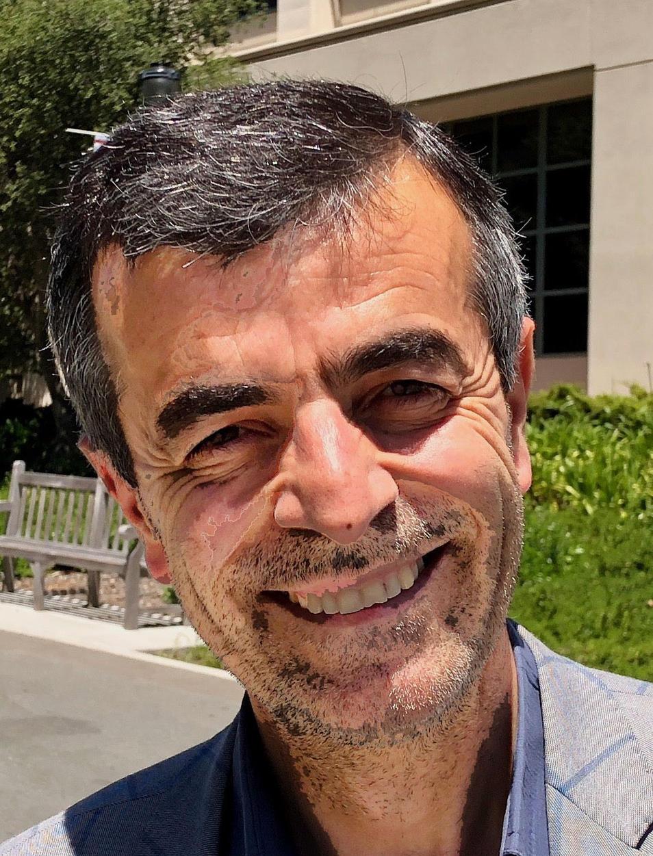Nasser Rashidi Visiting Scholar