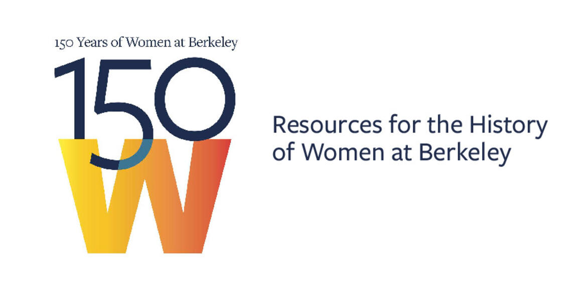 Resources for the History of Women at Berkeley