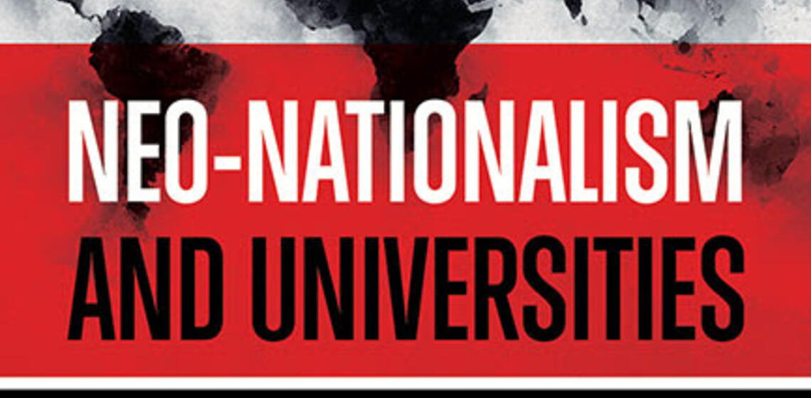 Meet the Author: Neo-Nationalism and Universities