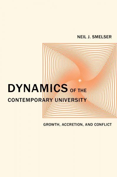 Dynamics of the Contemporary University: Growth, Accretion, and