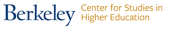 Berkeley Center for Studies in Higher Education Logo