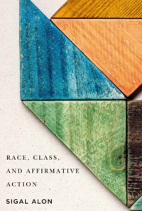 "Book cover for ""Race, Class, and Affirmative Action"""